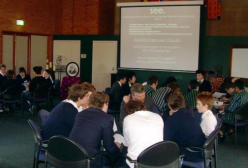 Student Justice Seminar, Amberley