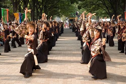 Tokyo Hanabi en Super Yosakoi 2007