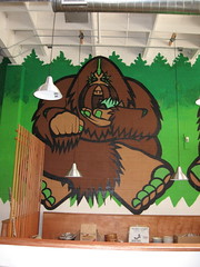 bigfoot knucks (ctrl-alt-esc) Tags: art oregon portland bigfoot nutshell knucks