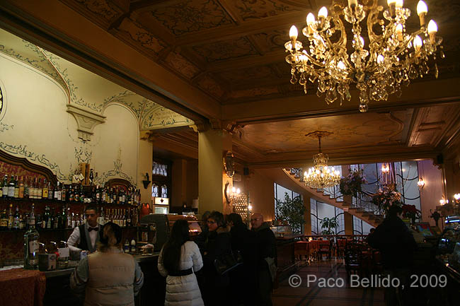 Café Torino. © Paco Bellido, 2009