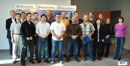 Completion ceremony of Discovery Foundation Technology Growth Strategies Course