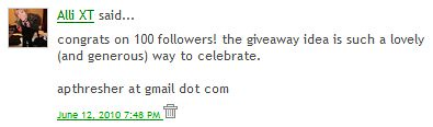 06 June 11 - 100 Followers Giveaway (8)
