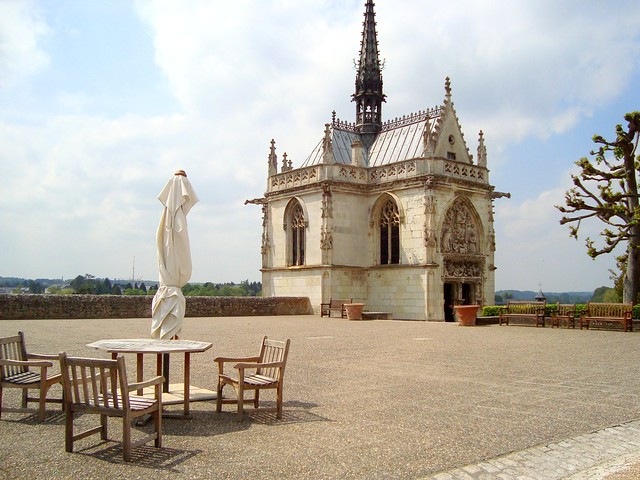 Château d'Amboise - Chapel of Saint-Hubert