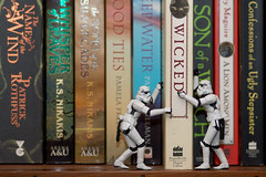 Read Only (-spam-) Tags: canon paper toy book starwars brisbane plastic musical wicked stormtrooper 365 figurine spacetrooper 40d lifeonthedeathstar notanebook