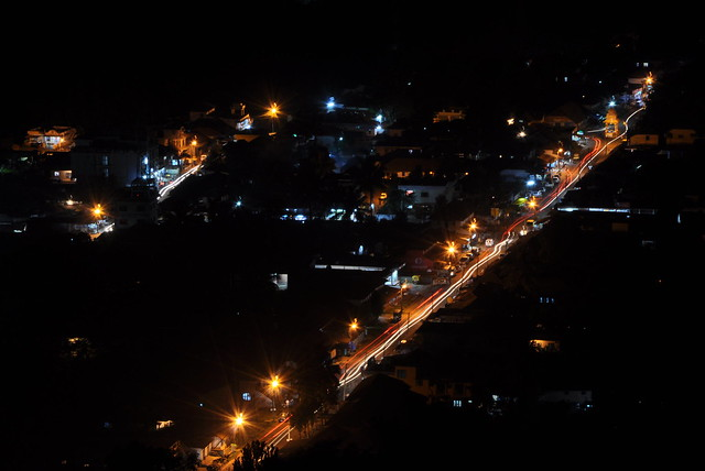A NIGHT VIEW OF KALASA