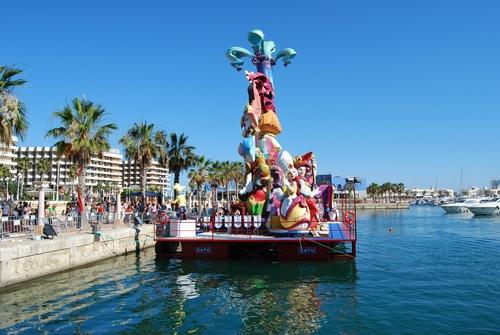 Foguera Port d' Alacant