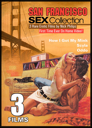 Nick Philips' San Francisco Sex Collection