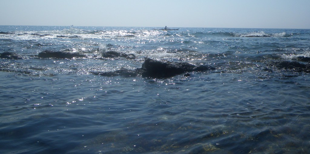 Cabo de Gata en kayak 373