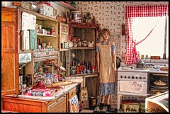 HDR #857 - The Kitchen (Pete's Photo Magic) Tags: usa psp pentax idaho hdr topaz photomatix k20d