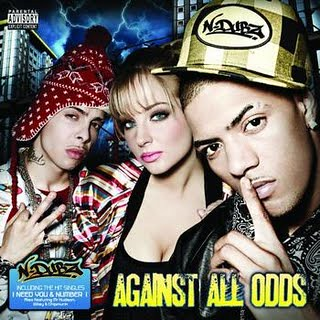 N Dubz - Against All Odds album art
