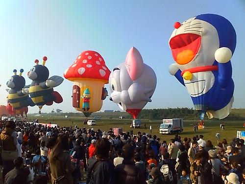 佐賀 バルーンファンタジア2010 画像 7