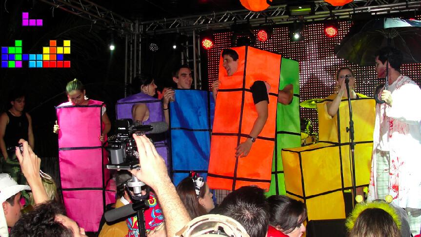 Tetris - Halloween do Varandas's 06/11/10
