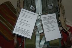 Luftfahrt Museum Rechlin/Lrz (bolti22) Tags: museum germany deutschland flugplatz mecklenburg lrz f104 luftfahrt starfighter rechlin schleudersitz mritzflughafen