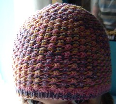 Knit Popcorn Stitch Hat Pattern : Ravelry: Popcorn Stitch Hat pattern by pinnedtothepage