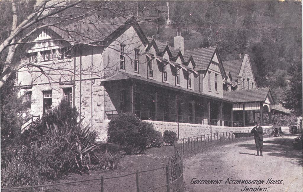 Government Accommodation House, Jenolan, ca. 1900