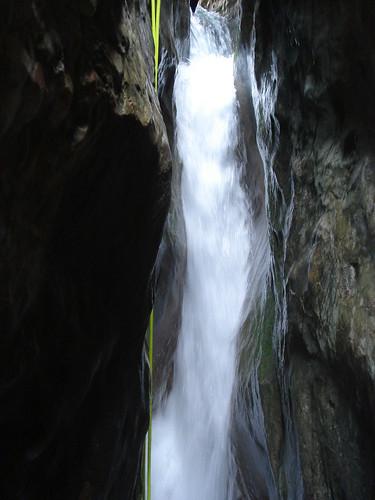 La mitica segunda cascada!