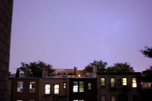 Lightning porn