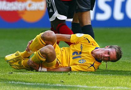 WM 2006 - Trinidad und Tobago - Schweden