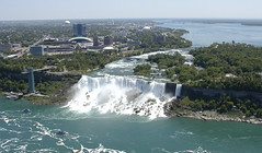 America from Canada (AceTrace) Tags: ontario unitedstates niagara americanfalls
