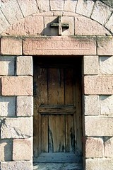 Door - Lalibela, Ethiopia (jrozwado) Tags: africa church ethiopia unescoworldheritage lalibela ኢትዮጵያ ethiopianorthodox ላሊበላ