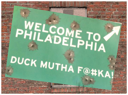 Welcome to Philly