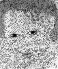 Facing the Patterns (jdyf333) Tags: trip art 1969 visions weed outsiderart arte acid mashup dream jazz 420 lsd meme pot doodle tripper dreams reality doodles trippy psychedelic fx marijuana bliss caffeine visual abstracto lightshow esp blunt herb cannabis reefermadness trance enchanted highart tripping dmt hallucinations lysergic cometogether artcafe lysergicaciddiethylamide blunts psychedelicart mashups visualmashup cannabissativa acrosstheuniverse berkeleycalifornia sacredsacrament artoutsider lightshows bluesunshine cannabisindica extrasensoryperception indrasnet lsdart jdyf333 psychedelicyberepidemic sanfranciscopsychedelic afpov visualmashups purplebarrel memeray psychedelicillustration entheogasm lsdcartoon lsddoodle hallucinographic hallucinographicdesign dimethyltrptamine hypnodelic clearlightlsd