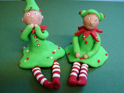 christmas fairys