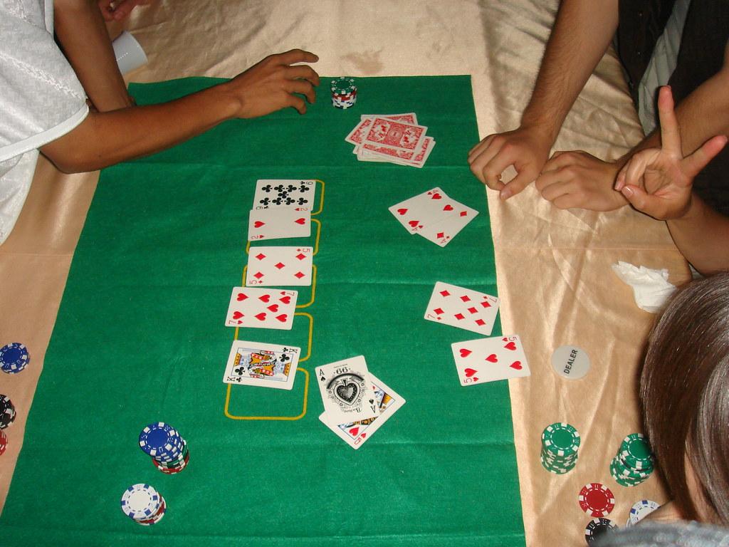 Das ist Poker!