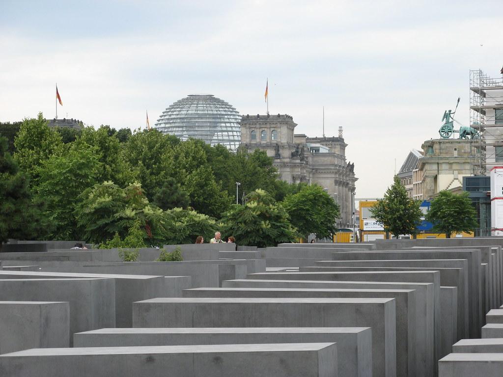 War Memorials Berlin Holocaust Memorial Berlin