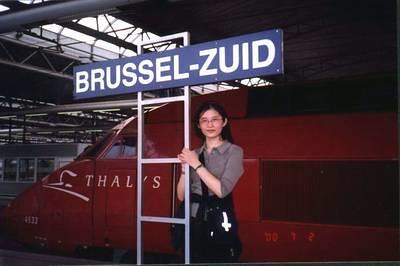 2000年的歐洲行