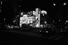 Dotonbori (drukaman *andr ferreira*) Tags: summer bw japan blackwhite nikon memories andre  nippon giappone andr nihon japao japan d40  druka drukaman