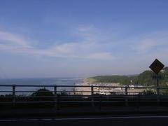 日本海夕日ライン (2)