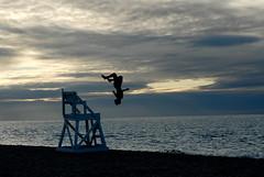 (escnewyork) Tags: hot beach race point cool funny provincetown cape cod sick backflip