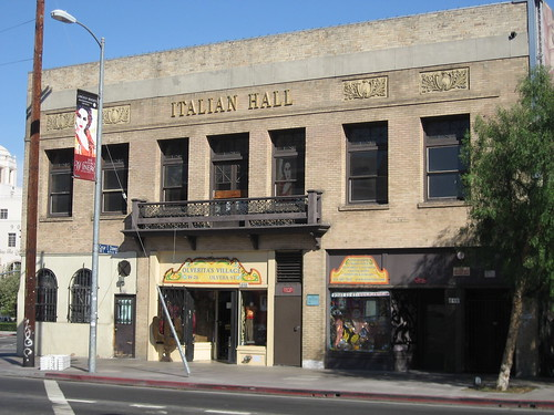 Italian Hall