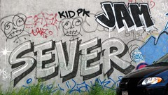 "Kid, PK, Sever, JAM • <a style=""font-size:0.8em;"" href=""http://www.flickr.com/photos/23835356@N00/1432361009/"" target=""_blank"">View on Flickr</a>"
