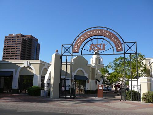 Arizona State University Tempe Tour