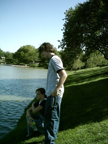 Max at Botanic Garden