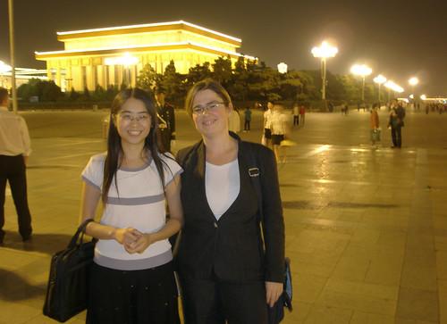 NIamh and Chunxiao TSq