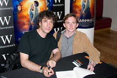 Me and Neil Gaiman