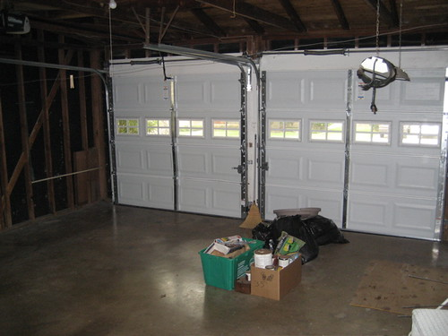 Larkwood garage