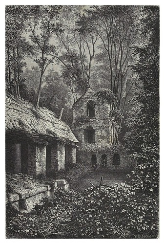 019-La torre en el palacio de Palenque-Mexico-Les Anciennes Villes du nouveau monde-1885- Désiré Charnay
