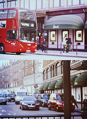 (heartbreaker [London]) Tags: red bus london love sign by buildings underground quote united johnson kingdom harrods knightsbridge lover samuel