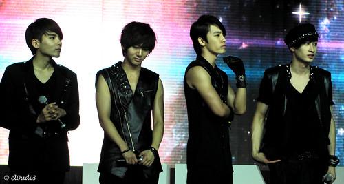 Ryeowook, Yesung, Dong Hae, Eun Hyuk