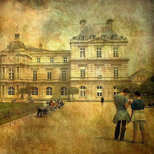 Palacio Luxembourg, Paris