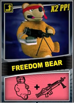 Все комбо карты Dead Rising 2 - где найти комбо карточку и компоненты для Freedom Bear