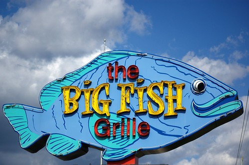 The Big Fish Grille
