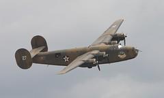 Ol' 927 B-24 Liberator (Bill Jacomet) Tags: texas houston airshow consolidated ww2 bomber liberator warbird b24 warplane 2010 tora wingsoverhouston ellingtonfield ol927 wingsoverhouston2010