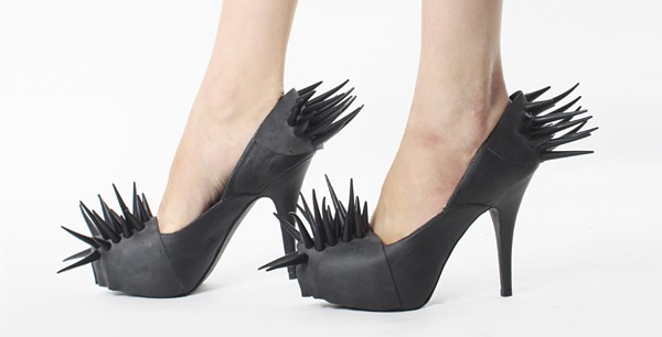 barbara gongini spiked pumps shoes 4