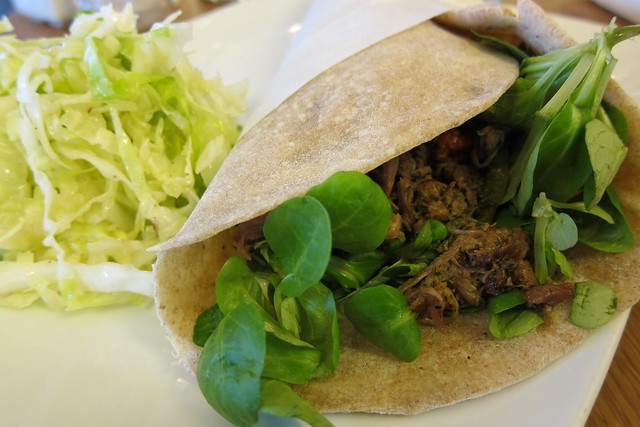 Momed: Duck Shawarma