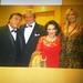Larry Ryckman, Rod Stewart, Nikki Haskell, Penny Stewart at the Carousel Ball